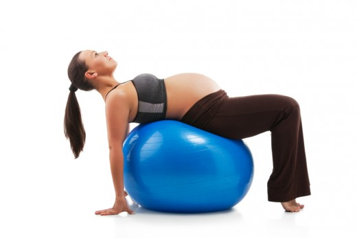 Fitline gravid-ball